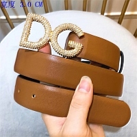 Dolce & Gabbana AAA Quality Belts For Women #449102