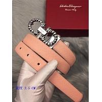 Ferragamo Salvatore AAA Quality Belts For Women #449264