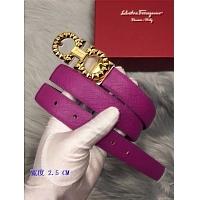 Ferragamo Salvatore AAA Quality Belts For Women #449265