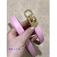 Ferragamo Salvatore AAA Quality Belts For Women #449271