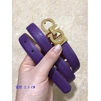 Ferragamo Salvatore AAA Quality Belts For Women #449277