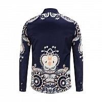 Cheap Versace Shirts Long Sleeved For Men #449868 Replica Wholesale [$40.00 USD] [W-449868] on Replica Versace Shirts
