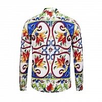 Cheap Versace Shirts Long Sleeved For Men #449870 Replica Wholesale [$40.00 USD] [W-449870] on Replica Versace Shirts