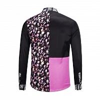 Cheap Versace Shirts Long Sleeved For Men #449871 Replica Wholesale [$40.00 USD] [W-449871] on Replica Versace Shirts