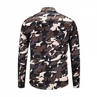 Cheap Versace Shirts Long Sleeved For Men #449877 Replica Wholesale [$40.00 USD] [W-449877] on Replica Versace Shirts