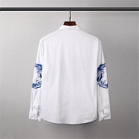 Cheap Givenchy Shirts Long Sleeved For Men #449884 Replica Wholesale [$45.00 USD] [W-449884] on Replica Givenchy Shirts
