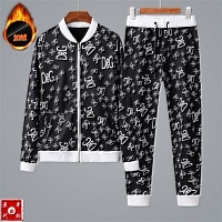 Dolce & Gabbana D&G Tracksuits Long Sleeved For Men #449945