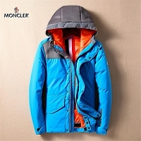 Moncler Down Coats Long Sleeved For Men #450405