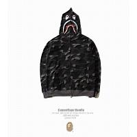 Bape Jackets Long Sleeved Zipper For Men #450962