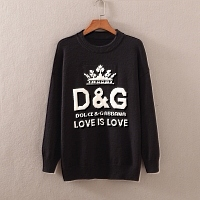 Dolce & Gabbana Sweaters For Unisex Long Sleeved O-Neck For Unisex #451226