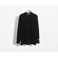 Heron Preston T-Shirts For Unisex Long Sleeved O-Neck For Unisex #451405