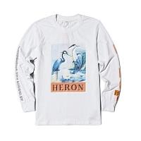 Heron Preston T-Shirts For Unisex Long Sleeved O-Neck For Unisex #451406