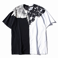 Marcelo Burlon T-Shirts Short Sleeved O-Neck For Men #451495