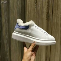 Alexander McQueen Casual Shoes For Women #453350