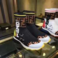 Fendi High Tops Shoes For Women #454045