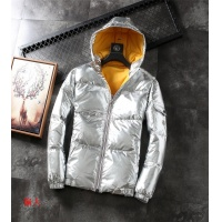 Moncler Down Coats Long Sleeved Zipper For Men #454773
