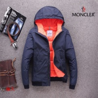 Moncler Down Coats Long Sleeved Zipper For Men #454781