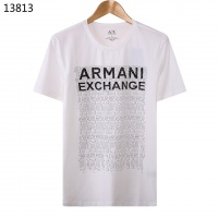 Armani T-Shirts Short Sleeved O-Neck For Men #455053