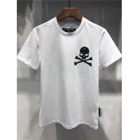 Philipp Plein T-Shirts Short Sleeved O-Neck For Men #455119