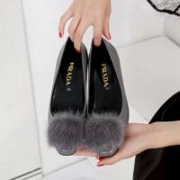 Prada Flat Shoes For Women #455232