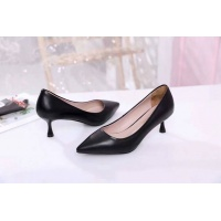 Prada High Heels Shoes For Women #455239