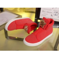 Versace High Top Shoes For Women #455387