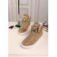 Versace High Top Shoes For Women #455390