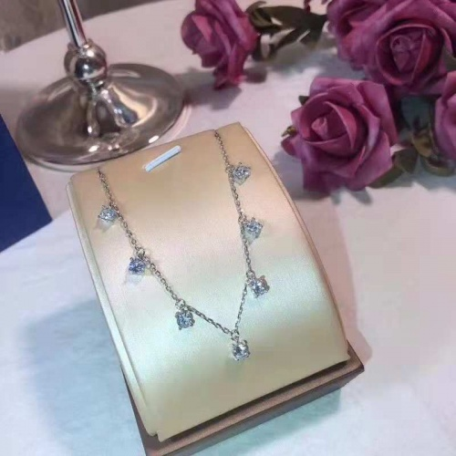 Cheap SWAROVSKI AAA Quality Necklaces #456889 Replica Wholesale [$44.62 USD] [W#456889] on Replica SWAROVSKI Necklaces