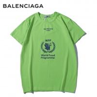 Balenciaga T-Shirts Short Sleeved O-Neck For Men #456293