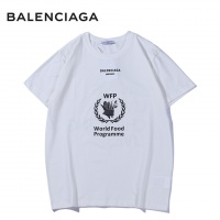 Balenciaga T-Shirts Short Sleeved O-Neck For Men #456295