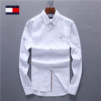Tommy Hilfiger Shirts Long Sleeved Polo For Men #456346