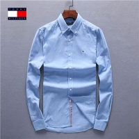 Tommy Hilfiger Shirts Long Sleeved Polo For Men #456347