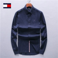 Tommy Hilfiger Shirts Long Sleeved Polo For Men #456348