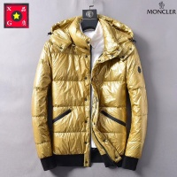Moncler Down Coats Long Sleeved Zipper For Men #456385