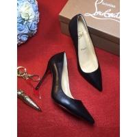 Christian Louboutin CL High-Heeled Shoes For Women #456562