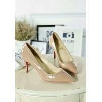Christian Louboutin CL High-Heeled Shoes For Women #456573