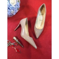 Christian Louboutin CL High-Heeled Shoes For Women #456584
