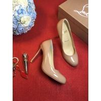 Christian Louboutin CL High-Heeled Shoes For Women #456634