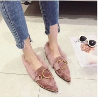 Christian Dior CD Flat Shoes For Women #456858