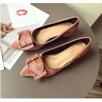Christian Dior CD Flat Shoes For Women #456860
