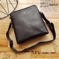 Prada AAA Quality Messenger Bags For Men #457677