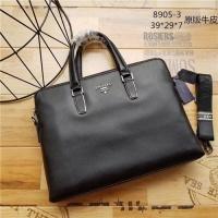 Prada AAA Quality Handbags For Men #457684