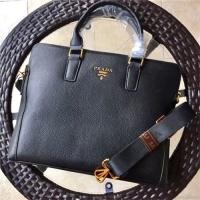 Prada AAA Quality Handbags For Men #457686