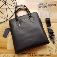 Prada AAA Quality Handbags For Men #457695