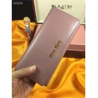 MIU MIU AAA Quality Wallets For Women #457703