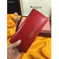 MIU MIU AAA Quality Wallets For Women #457704