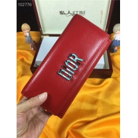Christian Dior AAA Quality Wallets For Women #457710