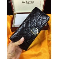 Christian Dior AAA Quality Wallets For Women #457713