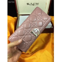 Christian Dior AAA Quality Wallets For Women #457714