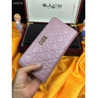 Christian Dior AAA Quality Wallets For Women #457716